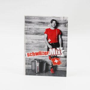 Autogrammkarte schwiizerMix Michel Moser