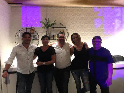 Rene Bisang & schwiizerMIX & Team