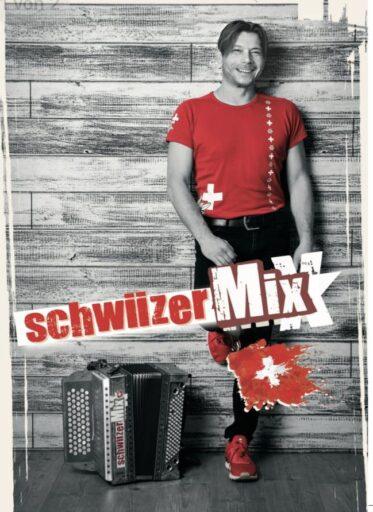 Michel Moser ist schwiizerMix